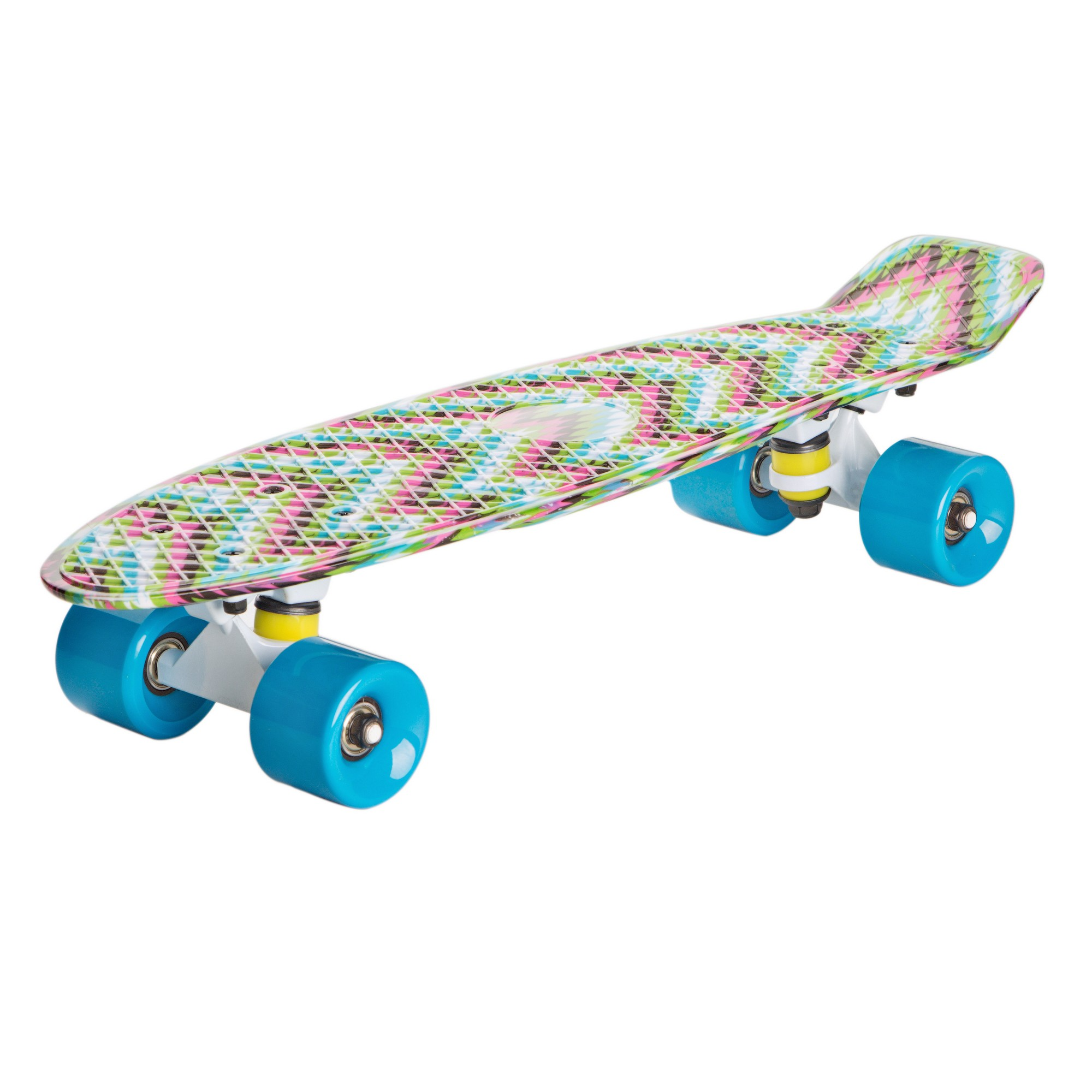 Детский скейт UFT PB-006 Penny Board Jungle
