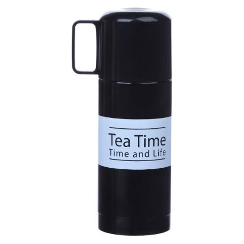 Термос UFT Tea Time black 350 мл (UFTMP134)