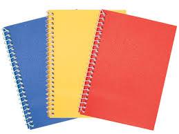 Блокноты, тетради офисные
